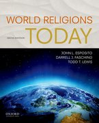 Cover for World Religions Today - 9780190644192