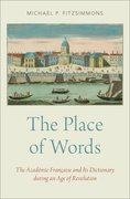 Cover for The Place of Words