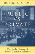Cover for Public vs. Private