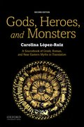 Cover for Gods, Heroes, and Monsters