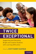 Cover for Twice Exceptional