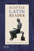 Cover for A Little Latin Reader - 9780190645533