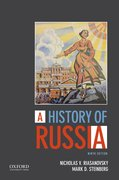 Cover for A History of Russia - 9780190645588