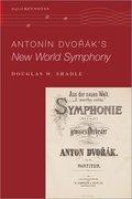Cover for Antonín Dvořák