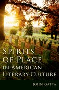 Cover for Spirits of Place in American Literary Culture
