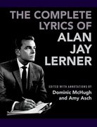 Cover for The Complete Lyrics of Alan Jay Lerner
