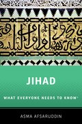 Cover for Jihad: What Everyone Needs to Know