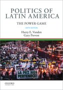 Cover for Politics of Latin America - 9780190647407