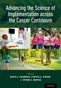 Cover for Advancing the Science of Implementation across the Cancer Continuum