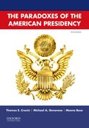 Cover for Paradoxes of the American Presidency