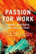Cover for Passion for Work
