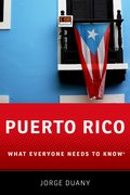 Cover for Puerto Rico - 9780190648701