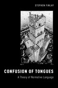 Cover for Confusion of Tongues