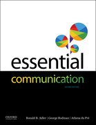 Cover for Essential Communication