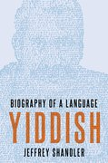 Cover for Yiddish - 9780190651961