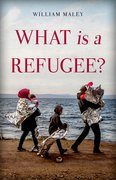 Cover for What is a Refugee?
