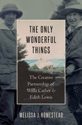 Cover for The Only Wonderful Things