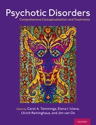 Cover for Psychotic Disorders