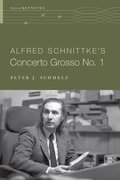 Cover for Alfred Schnittke
