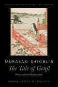 Cover for Murasaki Shikibu's The Tale of Genji - 9780190654986