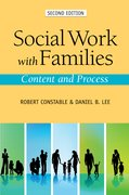Cover for Social Work with Families
