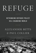 Cover for Refuge - 9780190659158