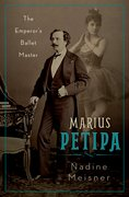 Cover for Marius Petipa