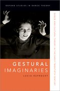 Cover for Gestural Imaginaries