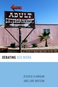 Cover for Debating Sex Work