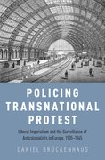 Cover for Policing Transnational Protest