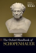 Cover for The Oxford Handbook of Schopenhauer