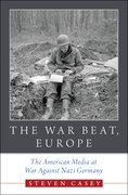 Cover for The War Beat, Europe - 9780190660628