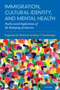 Cover for Immigration, Cultural Identity, and Mental Health