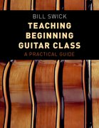Cover for Teaching Beginning Guitar Class