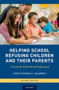 Cover for Helping School Refusing Children and Their Parents