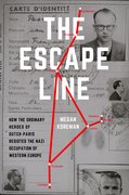 Cover for The Escape Line