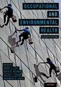 Cover for Occupational and Environmental Health