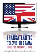 Cover for Transatlantic Television Drama - 9780190663131