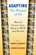 Cover for Adapting <em>The Wizard of Oz</em>