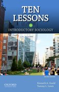 Cover for Ten Lessons in Introductory Sociology - 9780190663865