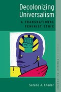 Cover for Decolonizing Universalism