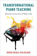 Cover for Transformational Piano Teaching