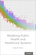 Cover for Modeling Public Health and Healthcare Systems