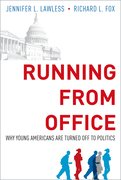 Cover for Running from Office