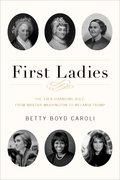 Cover for First Ladies - 9780190669133