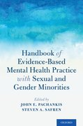 Cover for Handbook of Evidence-Based Mental Health Practice with Sexual and Gender Minorities