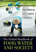 Cover for The Oxford Handbook of Food, Water and Society