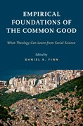 Cover for Empirical Foundations of the Common Good
