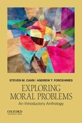 Cover for Exploring Moral Problems