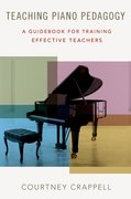 Cover for Teaching Piano Pedagogy